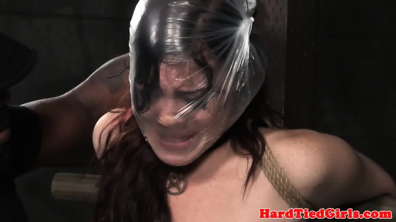 Bdsm suffocation bondage