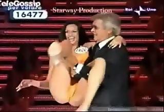 Accidental nudity tv