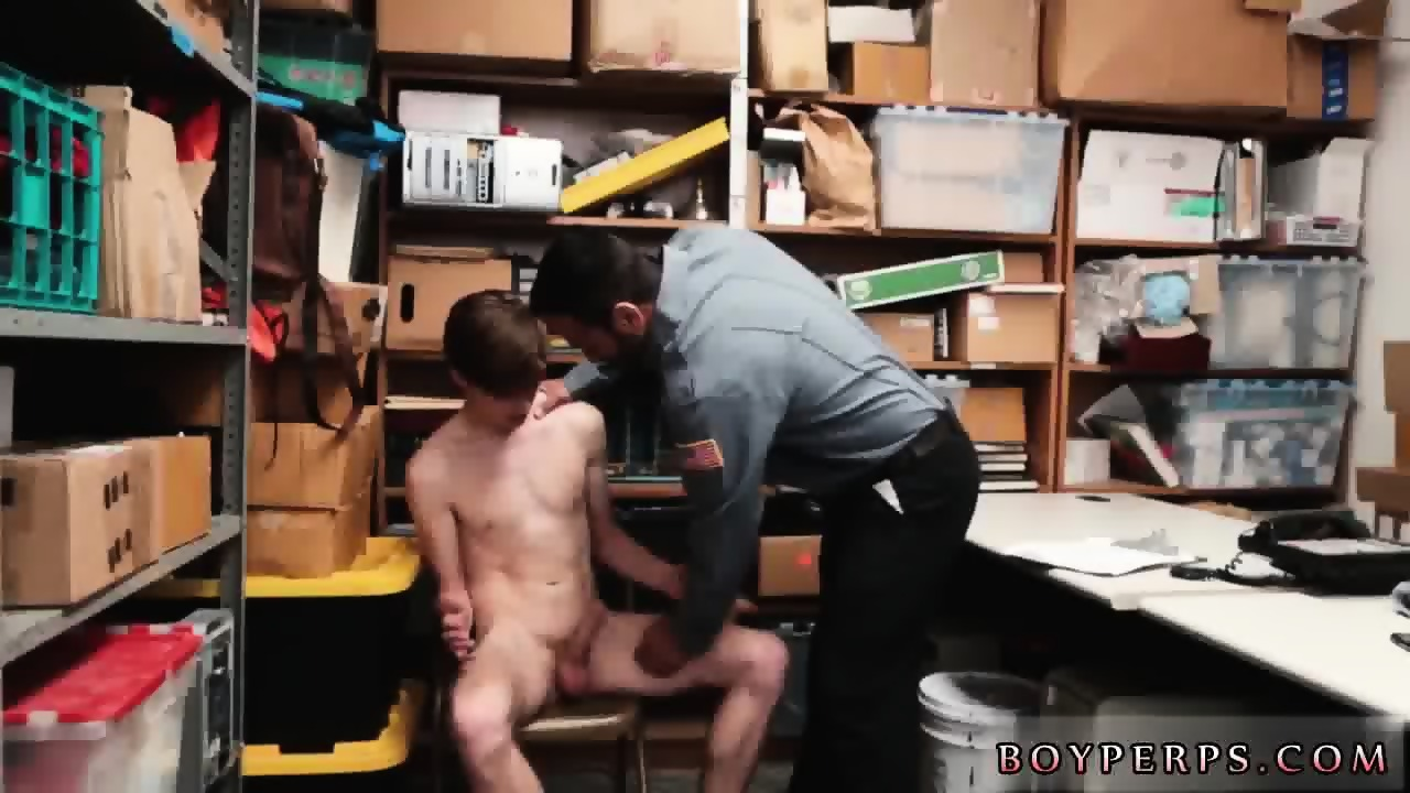 Gay police naked 20 year old Caucasian male