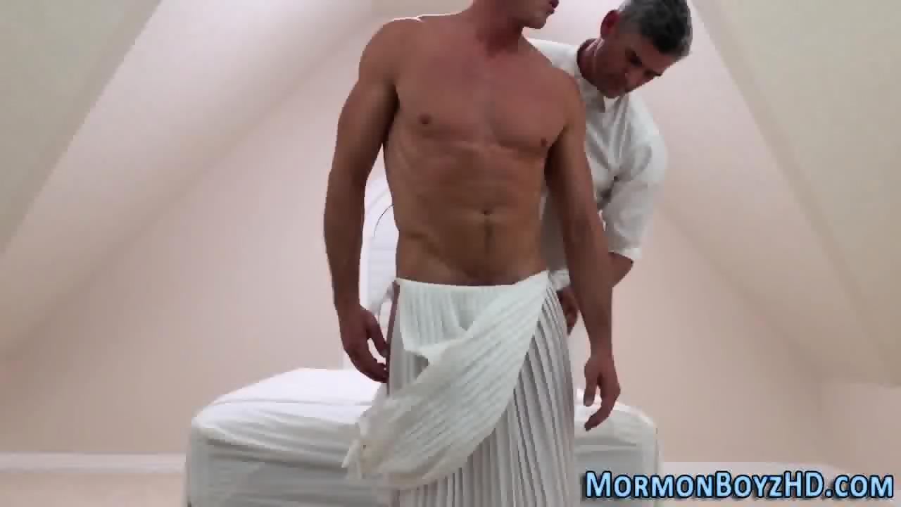 horny mormons tug dick