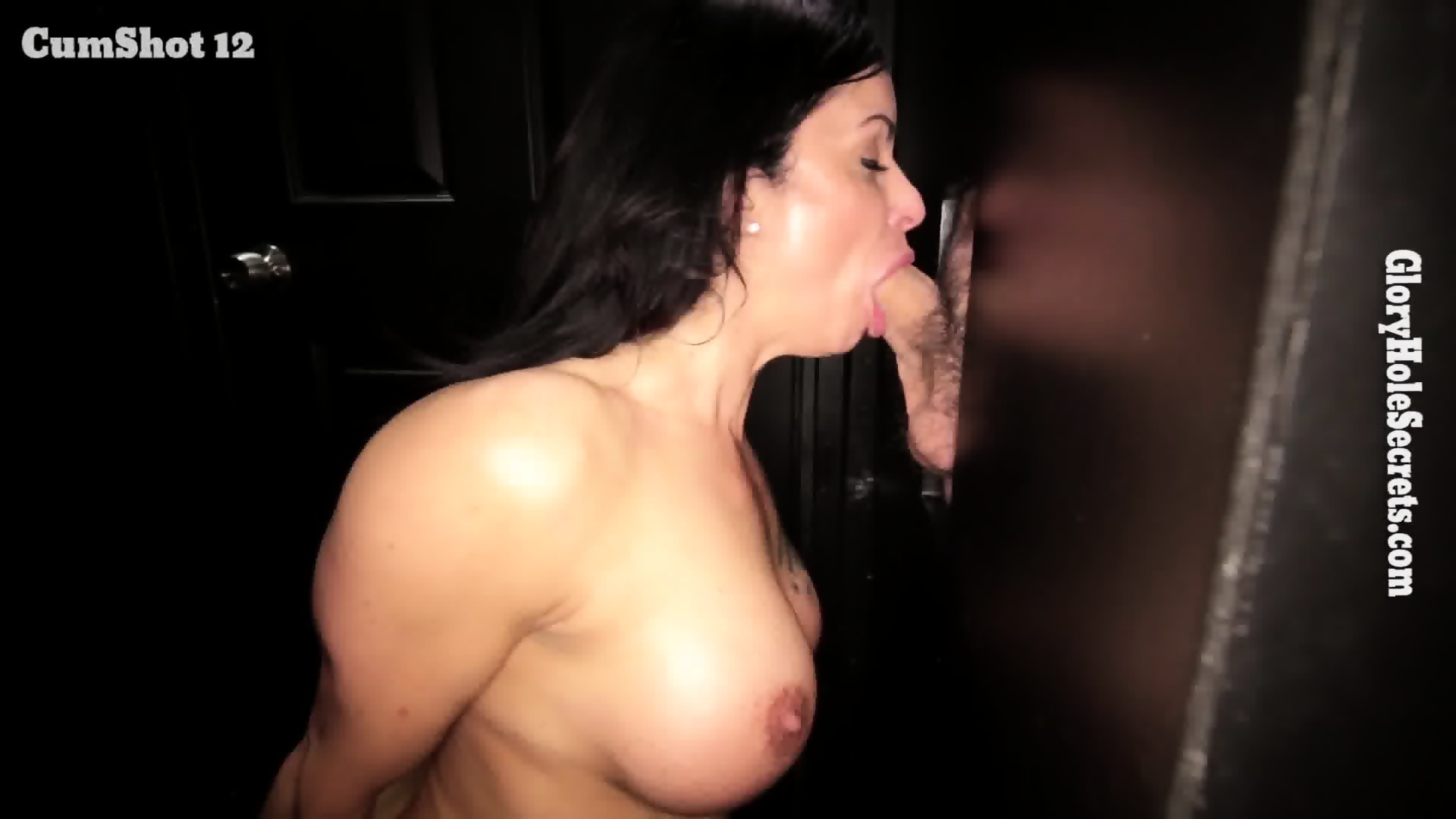 wall Suck cock in