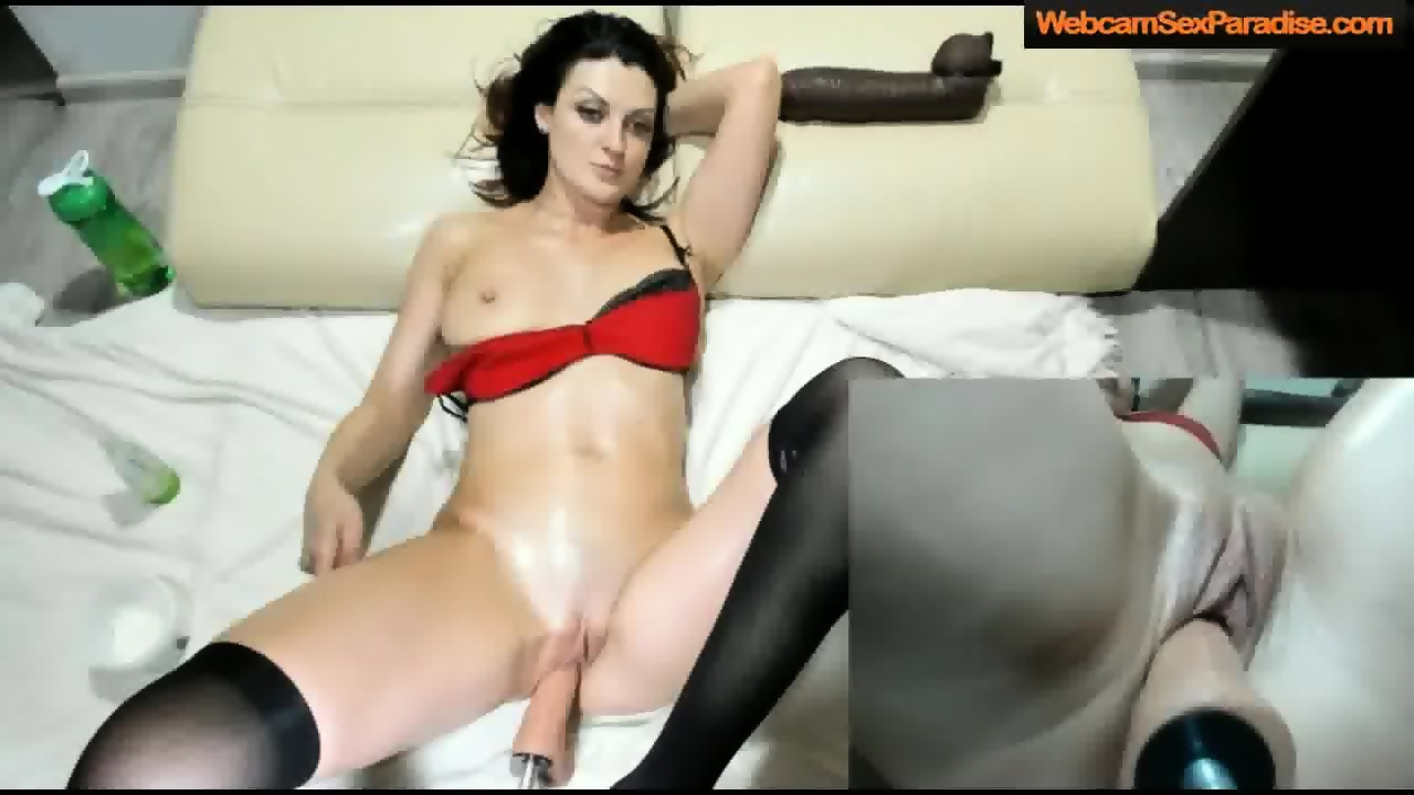 Husband takes it up the ass