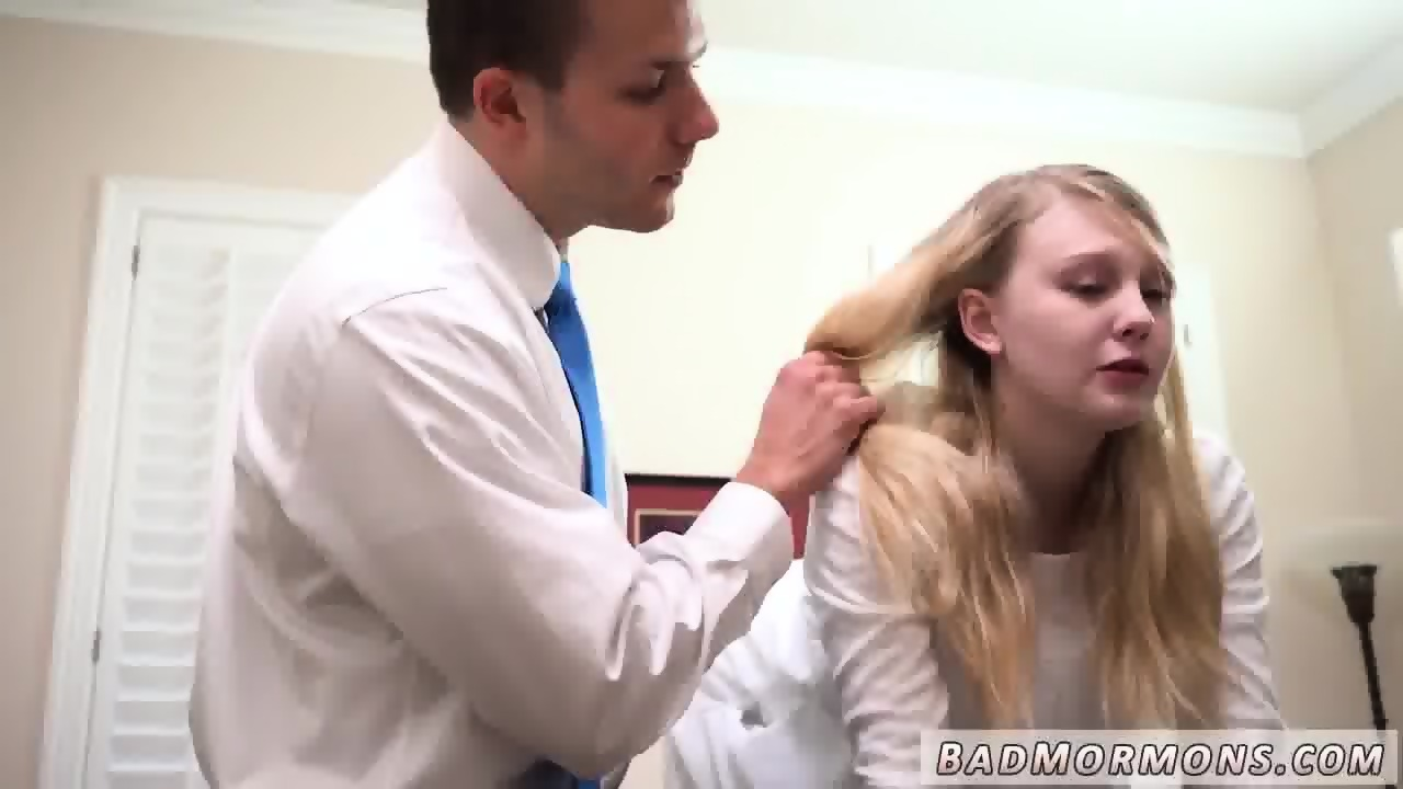 Blonde Teen One Night Stand