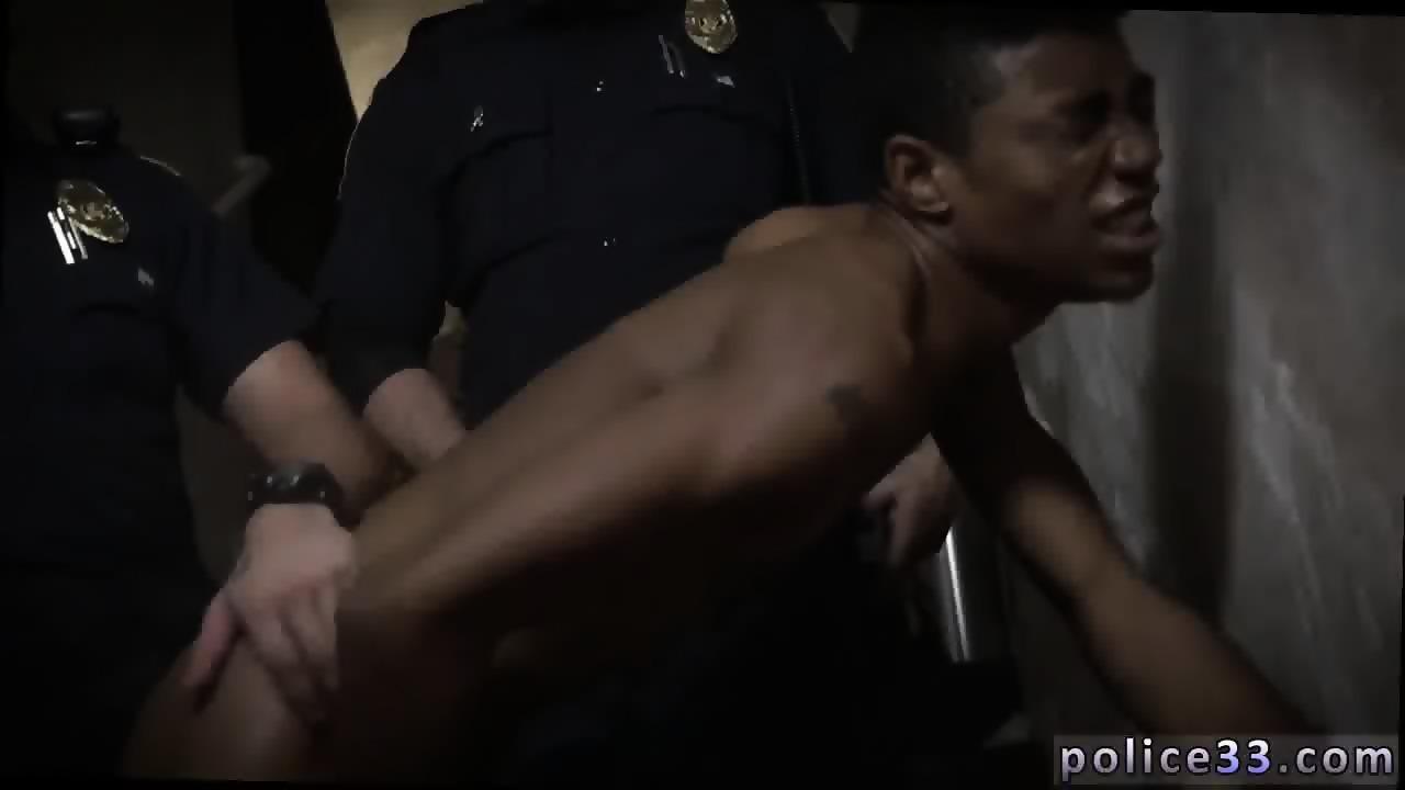 Large ass dp interracial