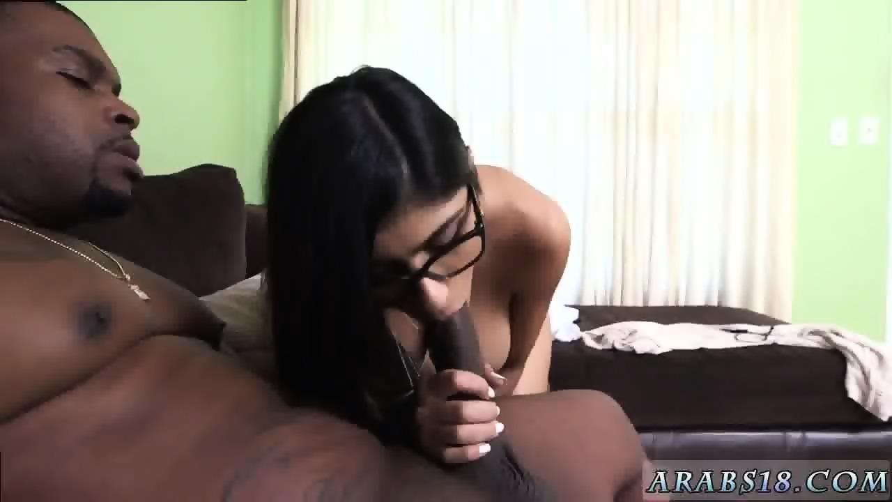 Mia Khalifa Swallows Cum