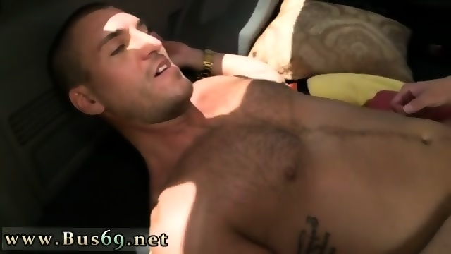 Straight dude being ass fucked by hunks