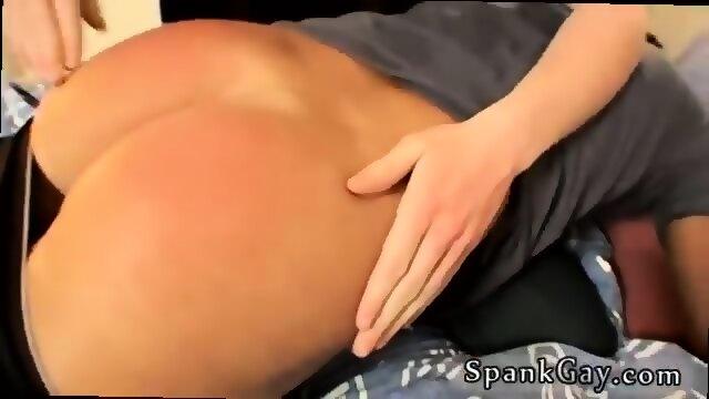 Spank gay movie video jeans