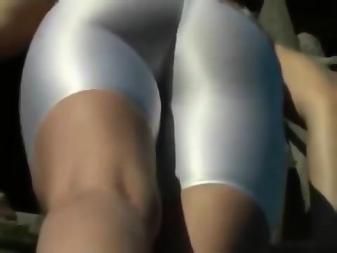 Taking Off Girlfriends Yoga Pants Justporno