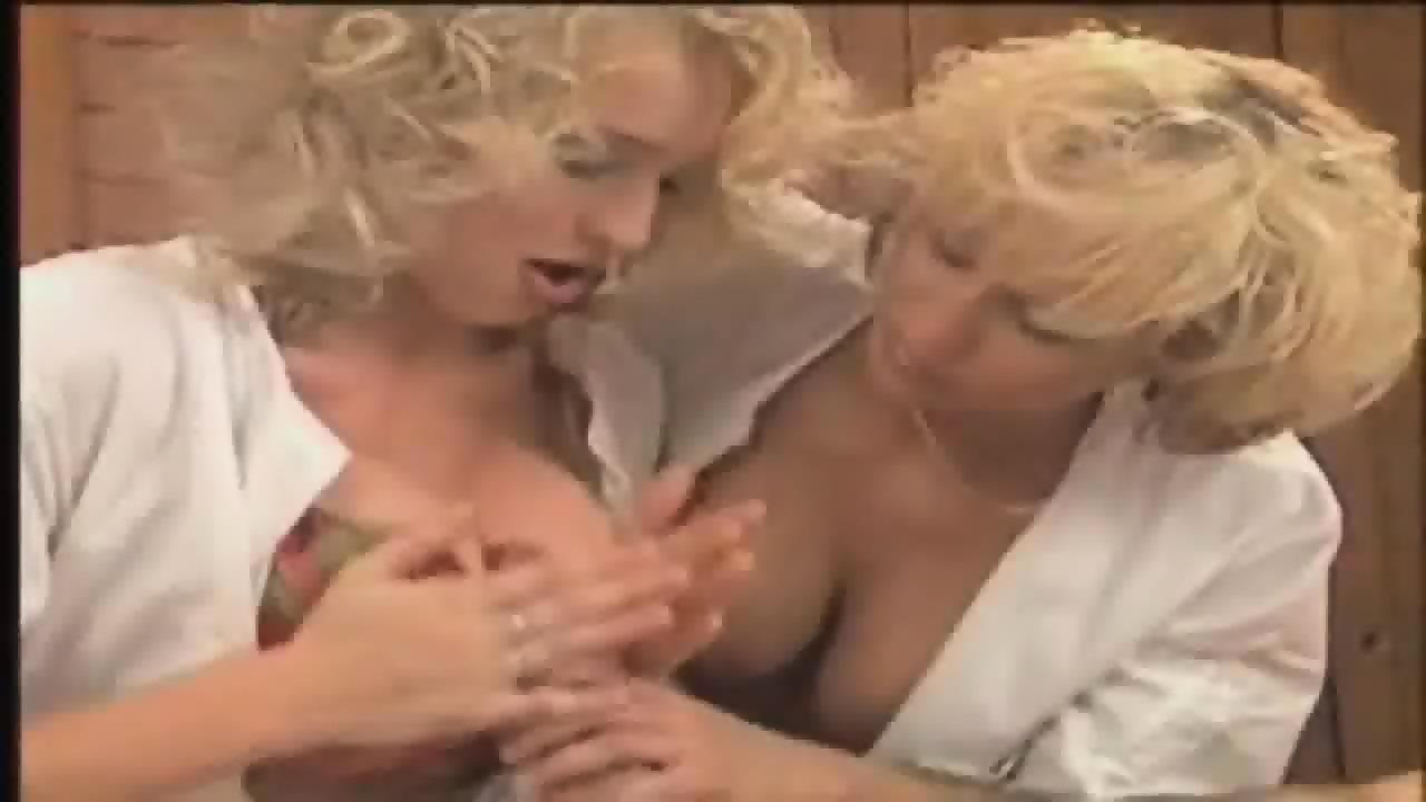 Big Tits Milfs Threesome