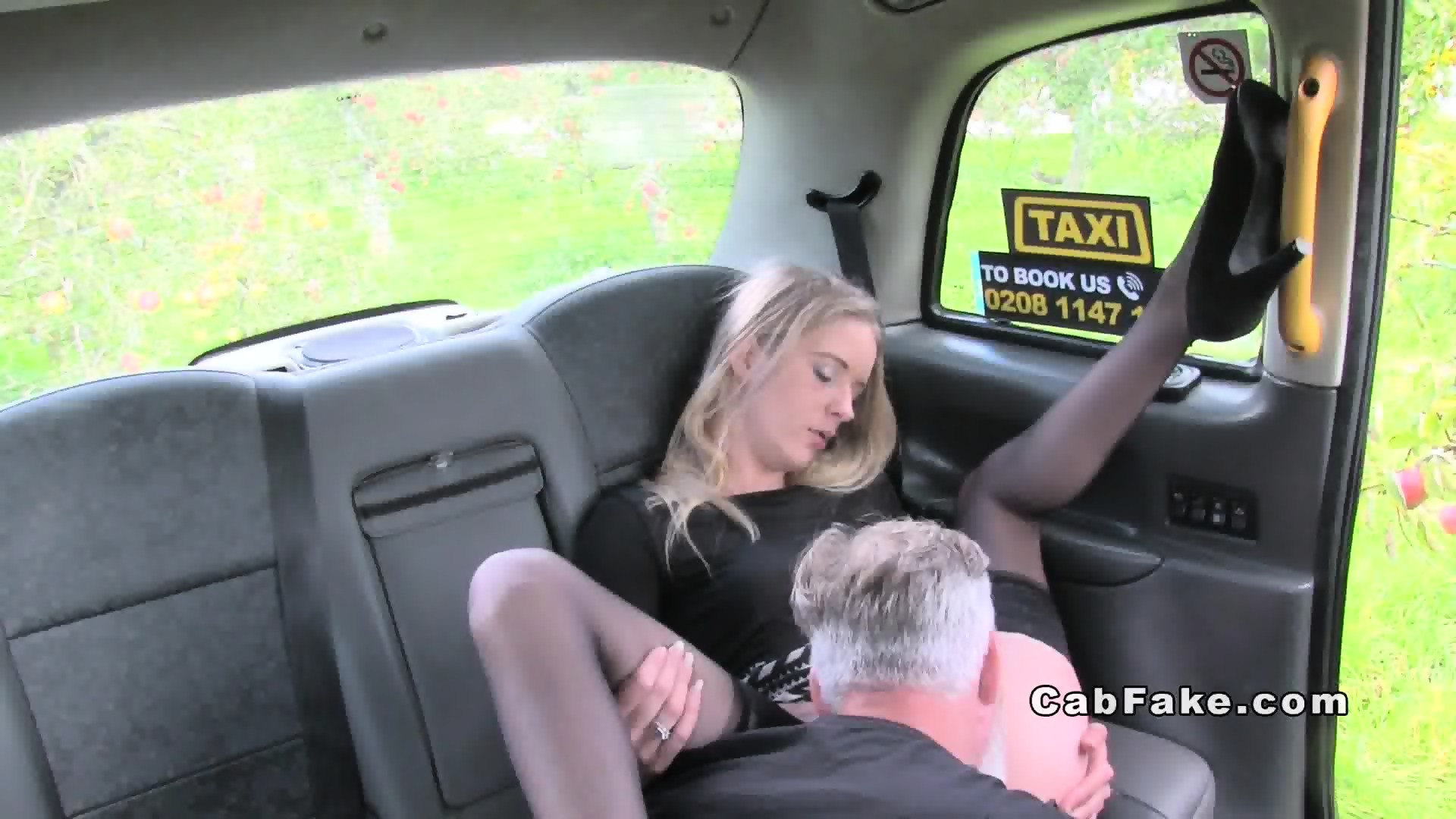 Fake Taxi Blonde Creampie