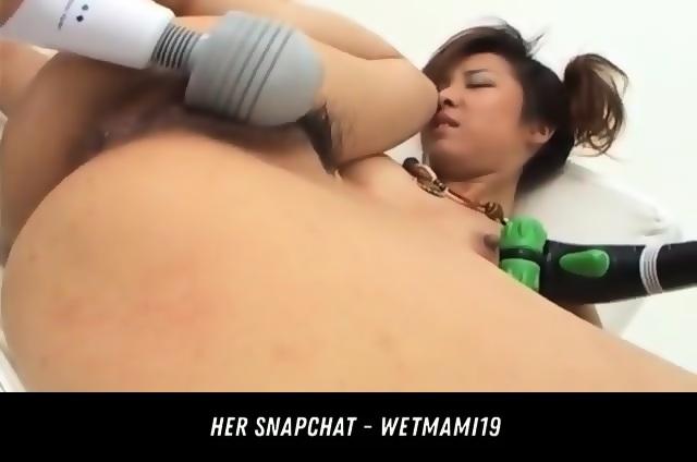 Snapchat hairy pussy