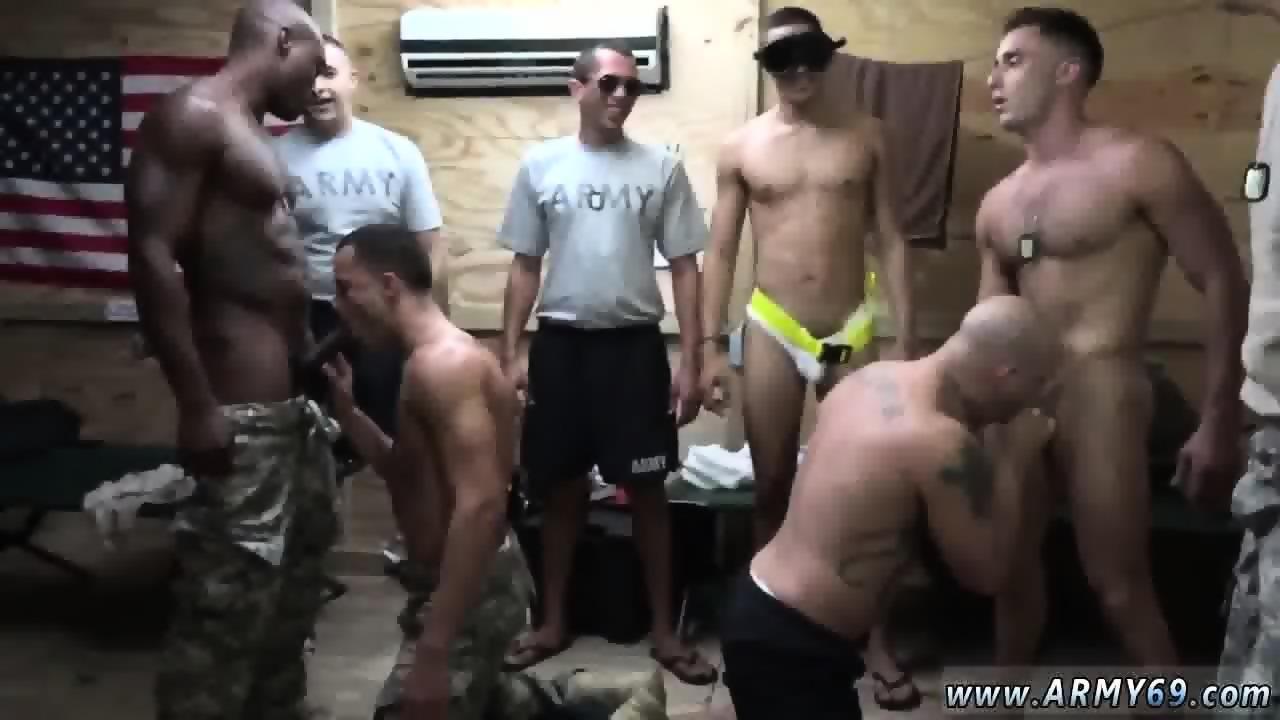 Naked Gay Marines