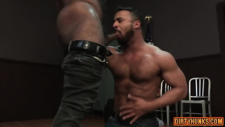 Fresh Interracial You Rated Quality Bodybuilder Any