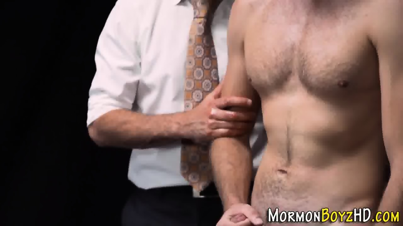 Mormons tight hole toyed