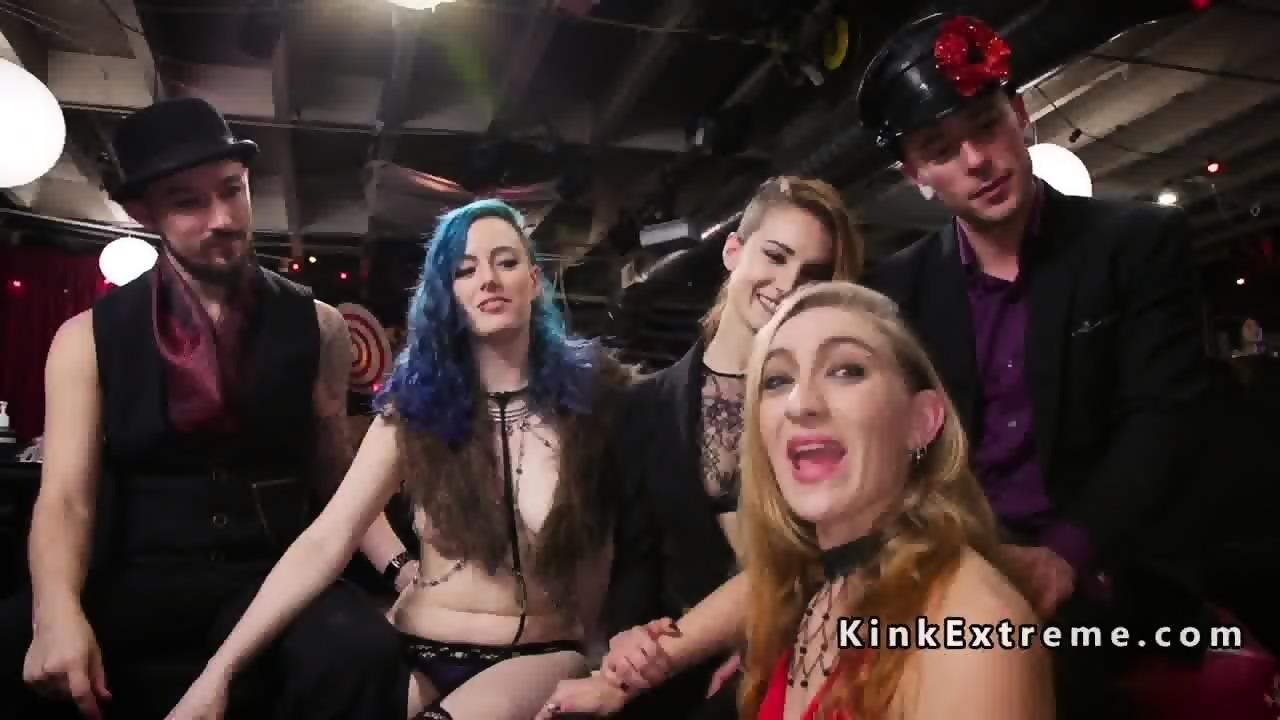 Bdsm party video