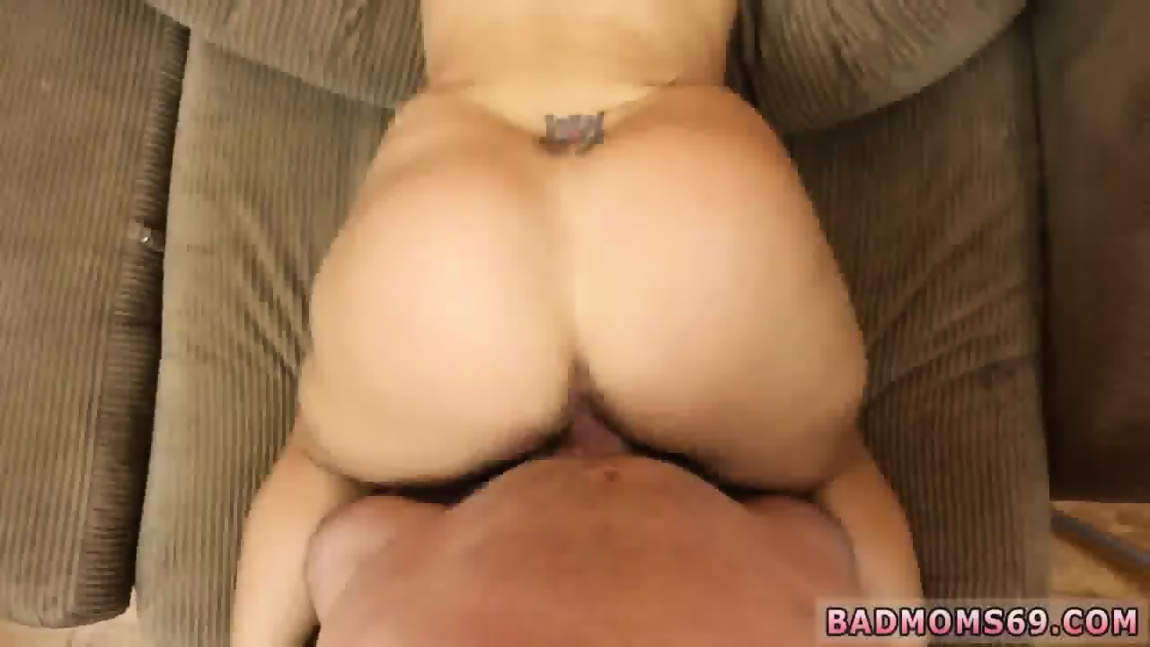 Fucking wife ass for first time
