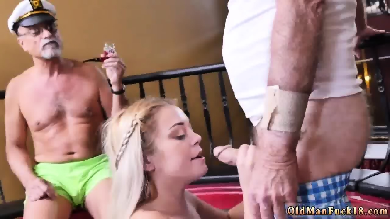 Teen girls sex with grampas