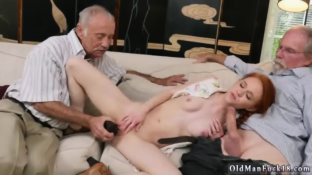 Old Man Fucks Teen Hotel