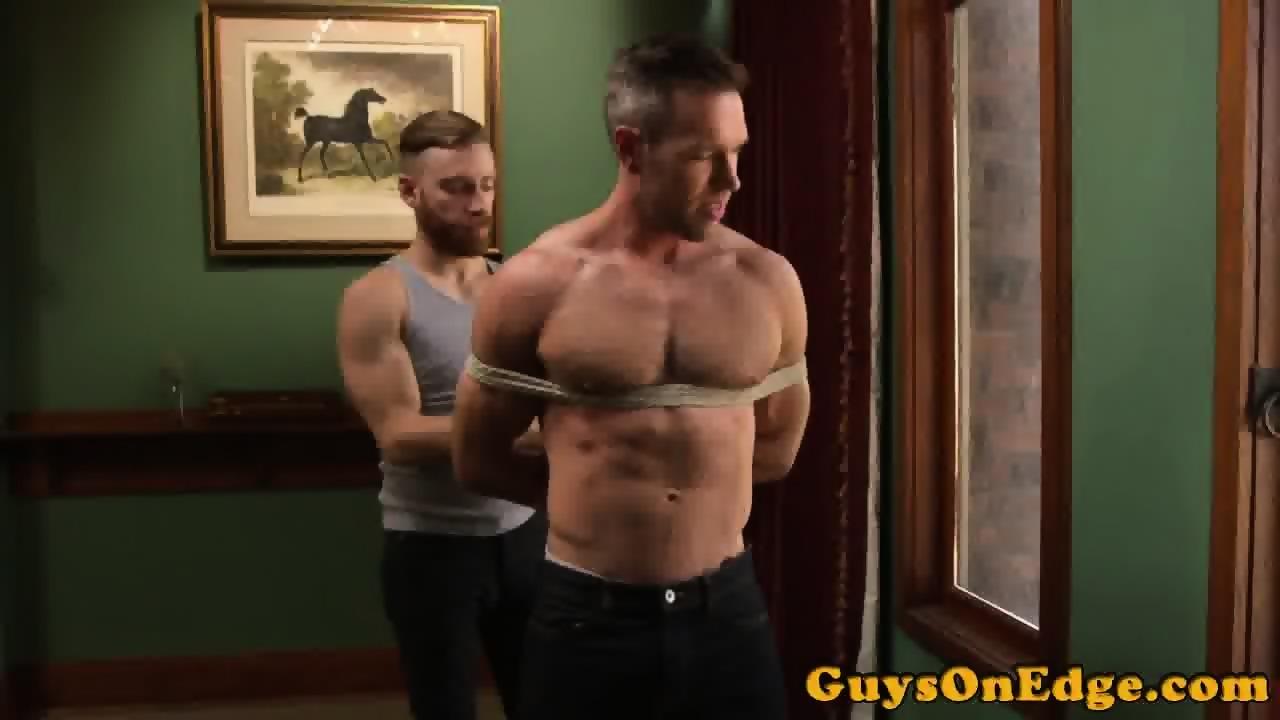 Muscle tied scene 1