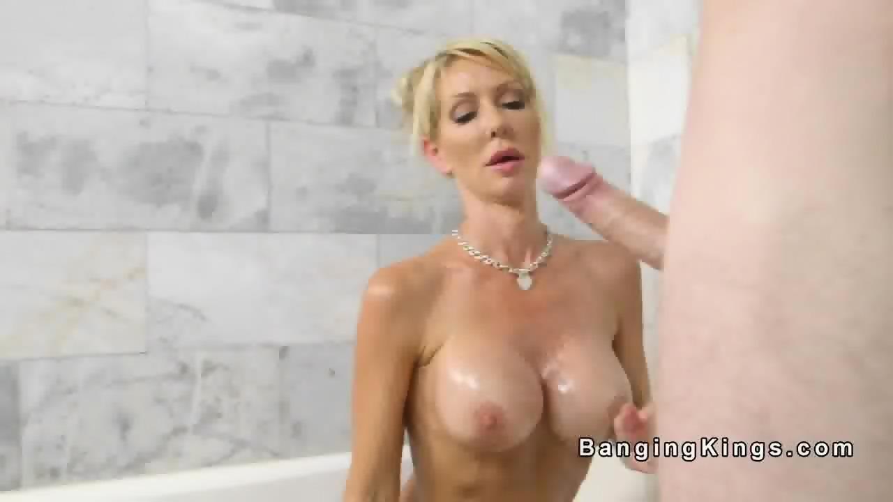 French Schoolgirl Big Tits