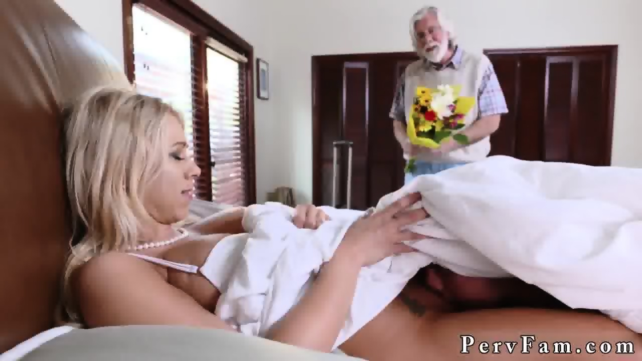 Stepmom Teaches Daughter Anal