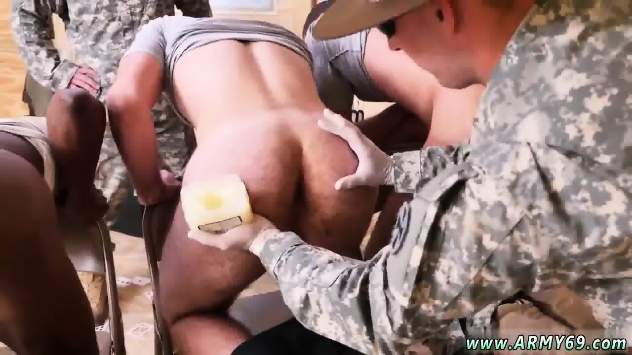 Male military physical exams gay porn good