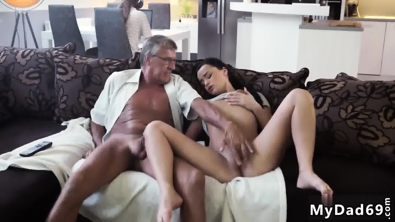 Japanese Old Man Fuck Girl