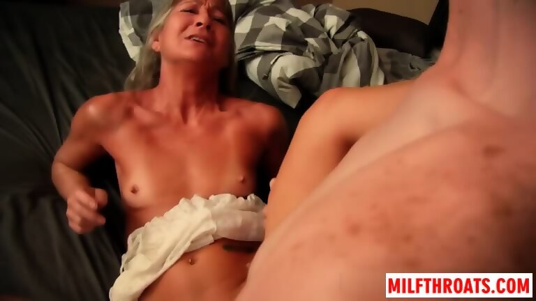 Hot milf sex scene