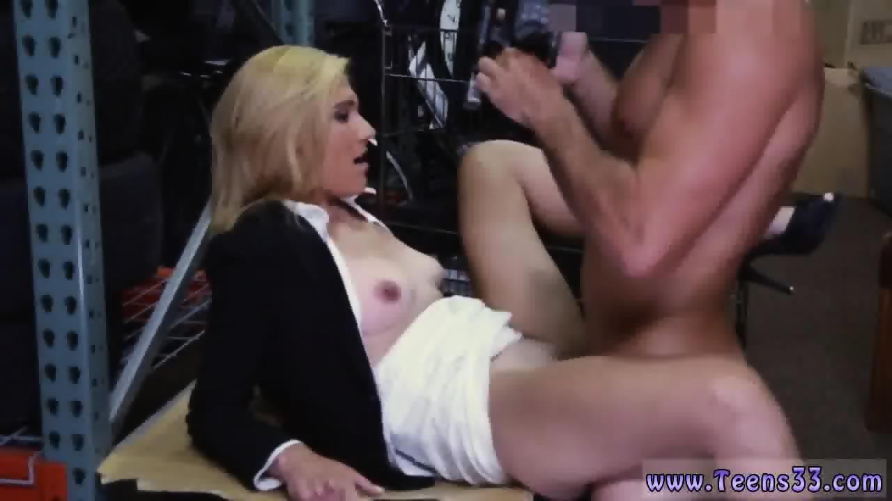 Big Tits Office Slut Gangbang