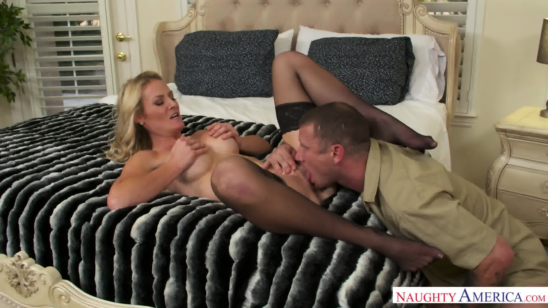 Mature Blonde Addicted To Sex Sydney Hail Eporner