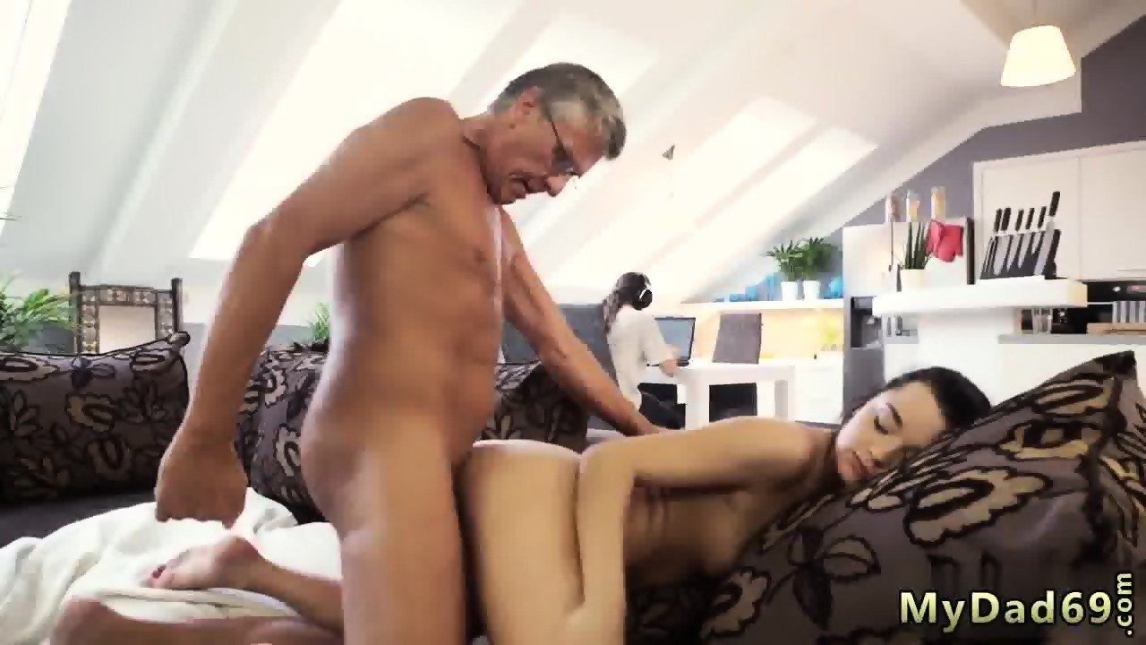 Daughter Jerking Off Dad