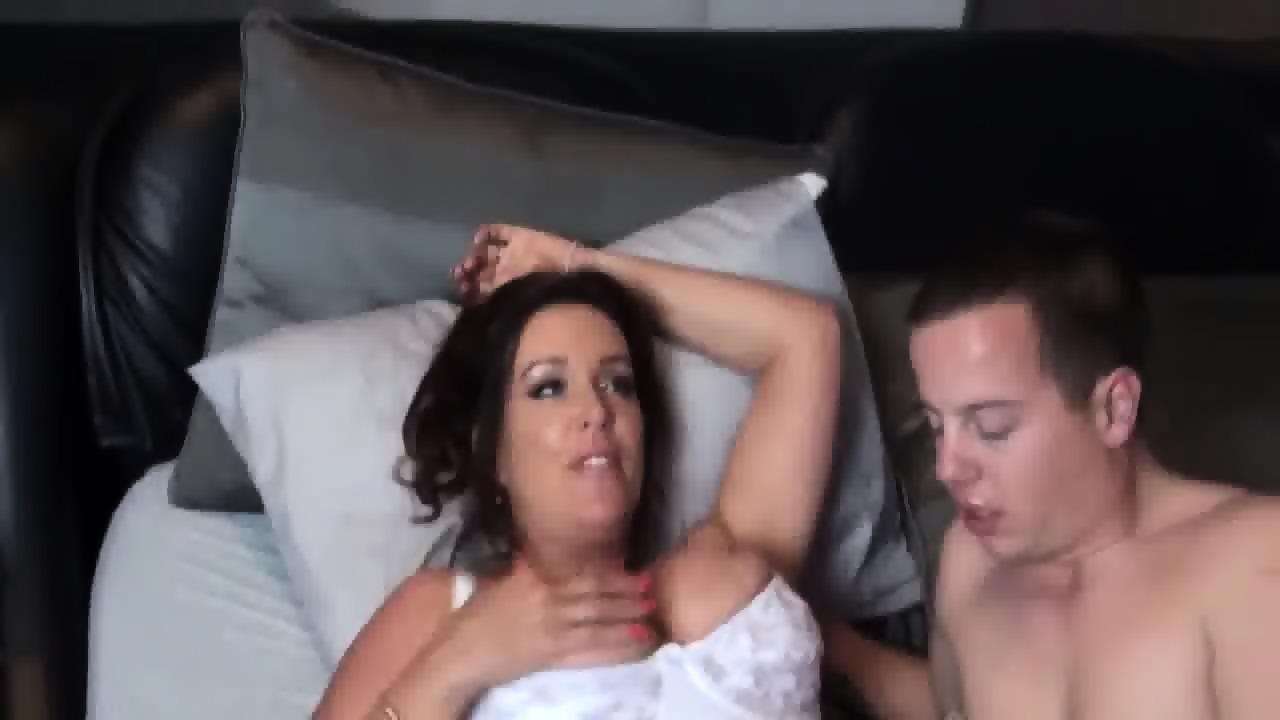 Fucking My Black Step Mom