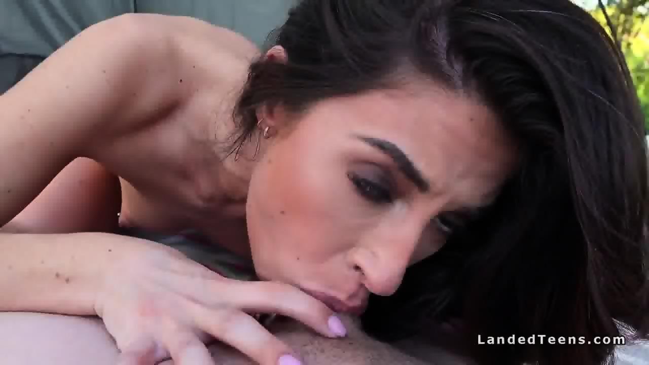 Couple fucking hard to orgasm