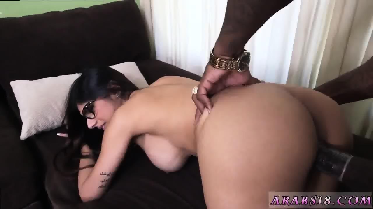 Teen Ebony Anal Threesome