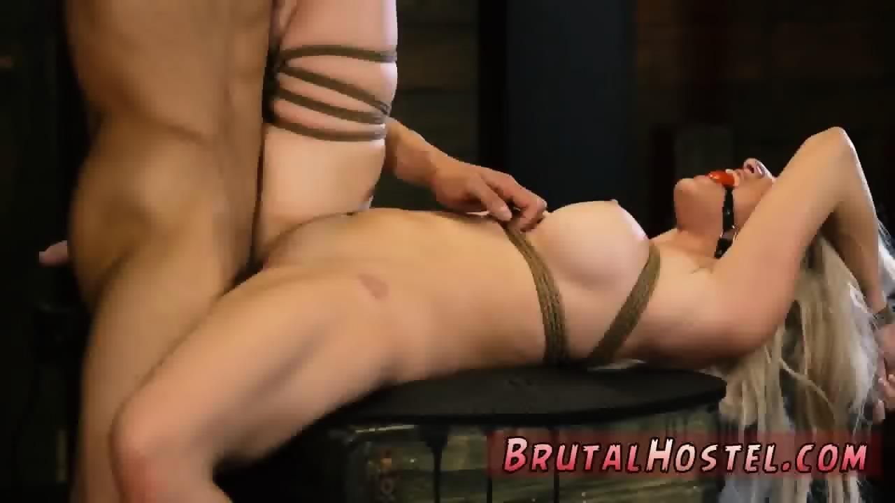 Rough pussy slapping and cheating bondage gangbang xxx Big-breasted  platinum-blonde - scene