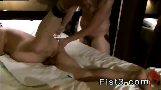 Gay enema fetish