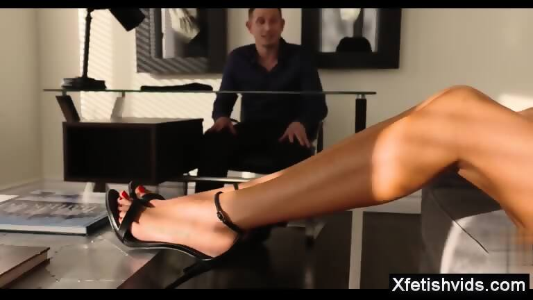 Feet fetish pornstars