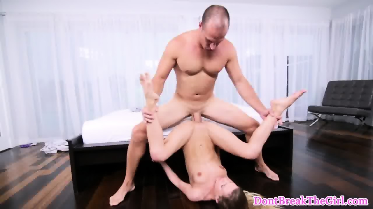 Doggystyle assfucked euro spreads her ass 3