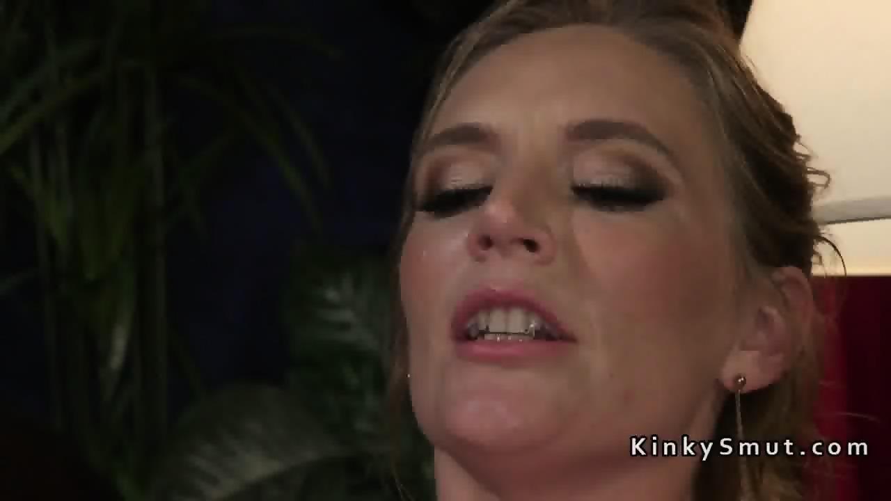 Lesbians double penetration fucking sub - scene 7