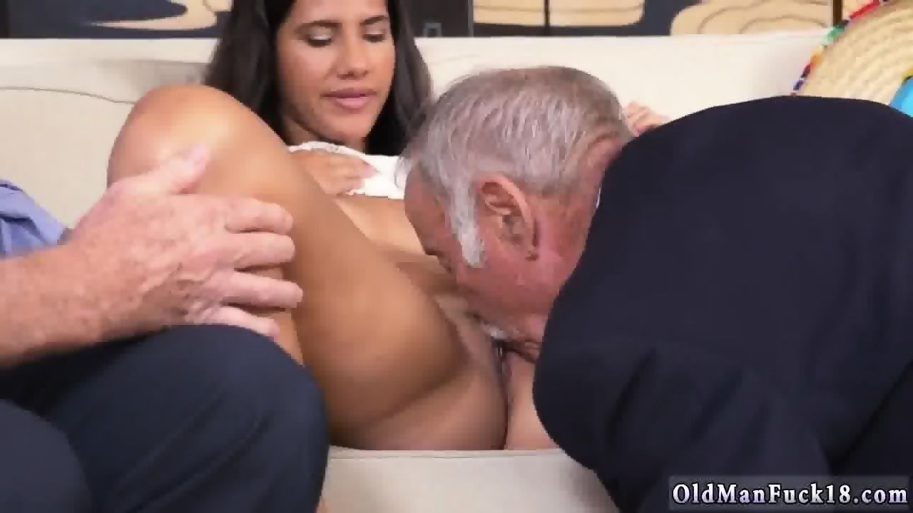Old Men Young Girls Anal