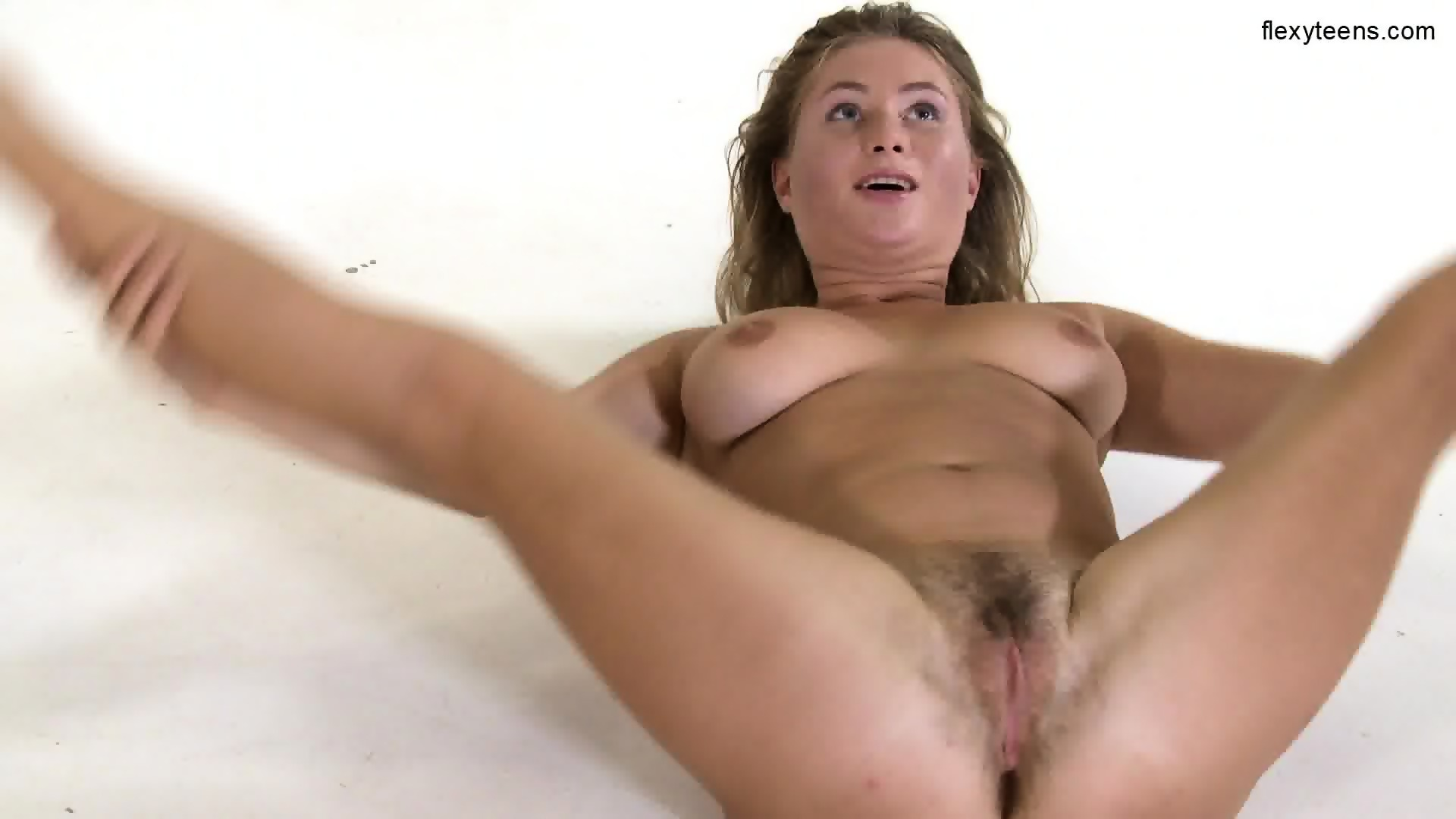 The Naked Gymnast - scene 10