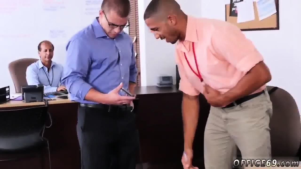 Gay buff men having sex