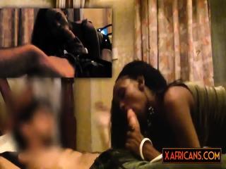 South African escort in high heels porn
