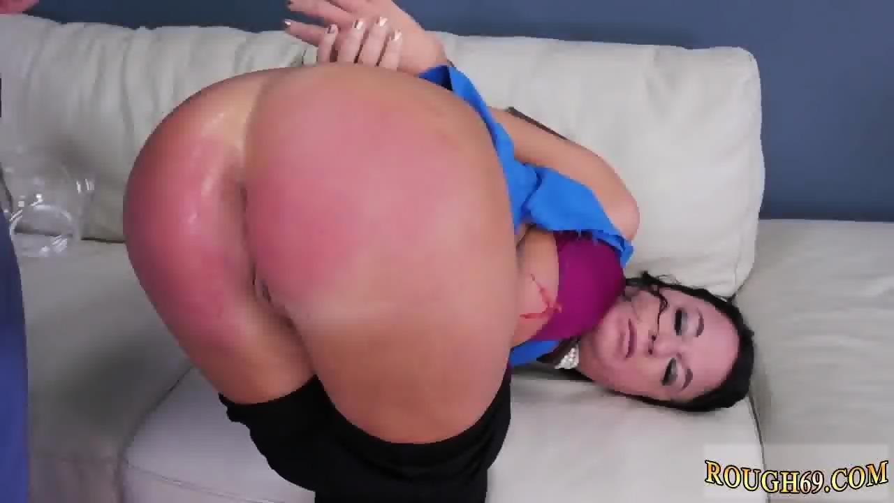 Alpha Porno Xxx brutal dildo in ass hd and alpha female dominates xxx rough ass-fuck sex,  bootie to