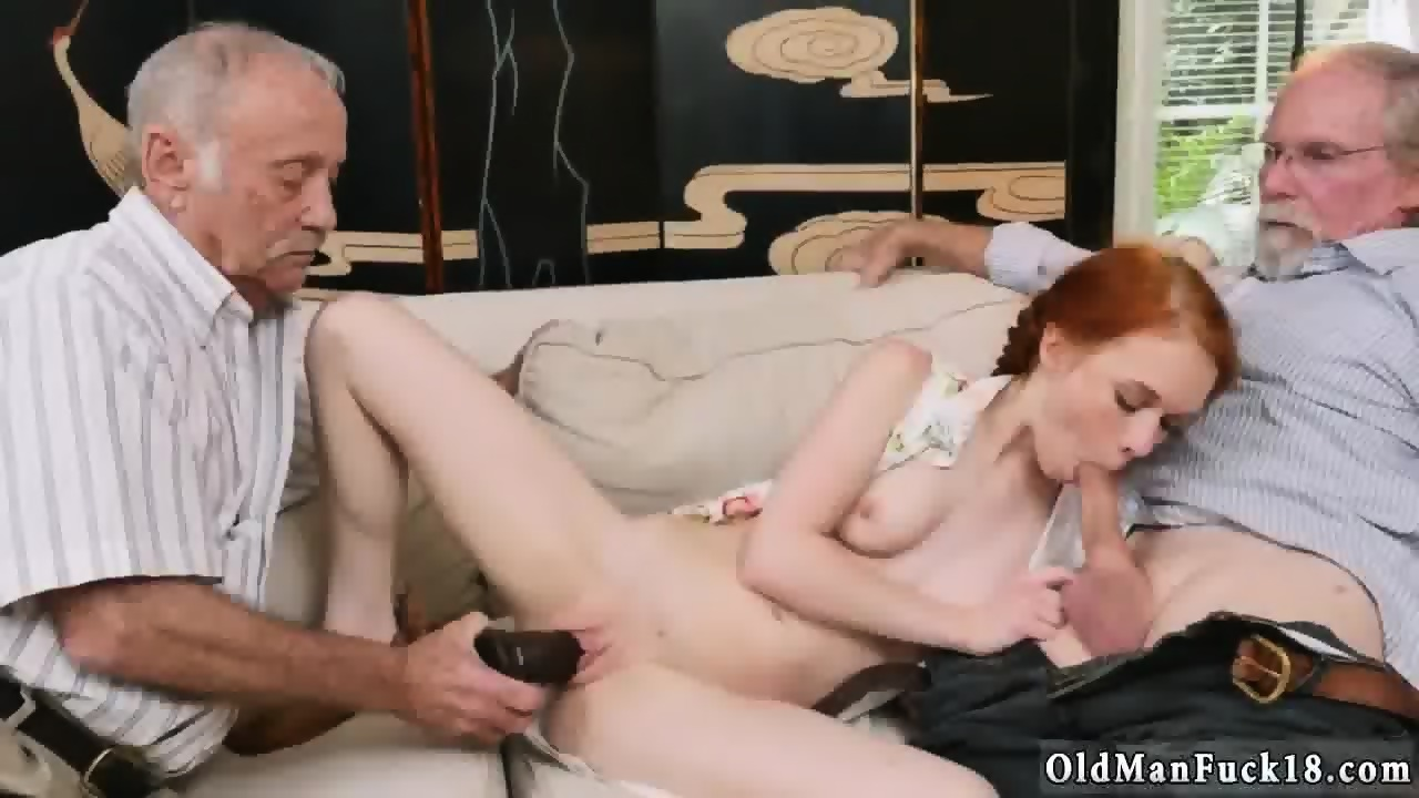 Old Man Abuse Young Girl