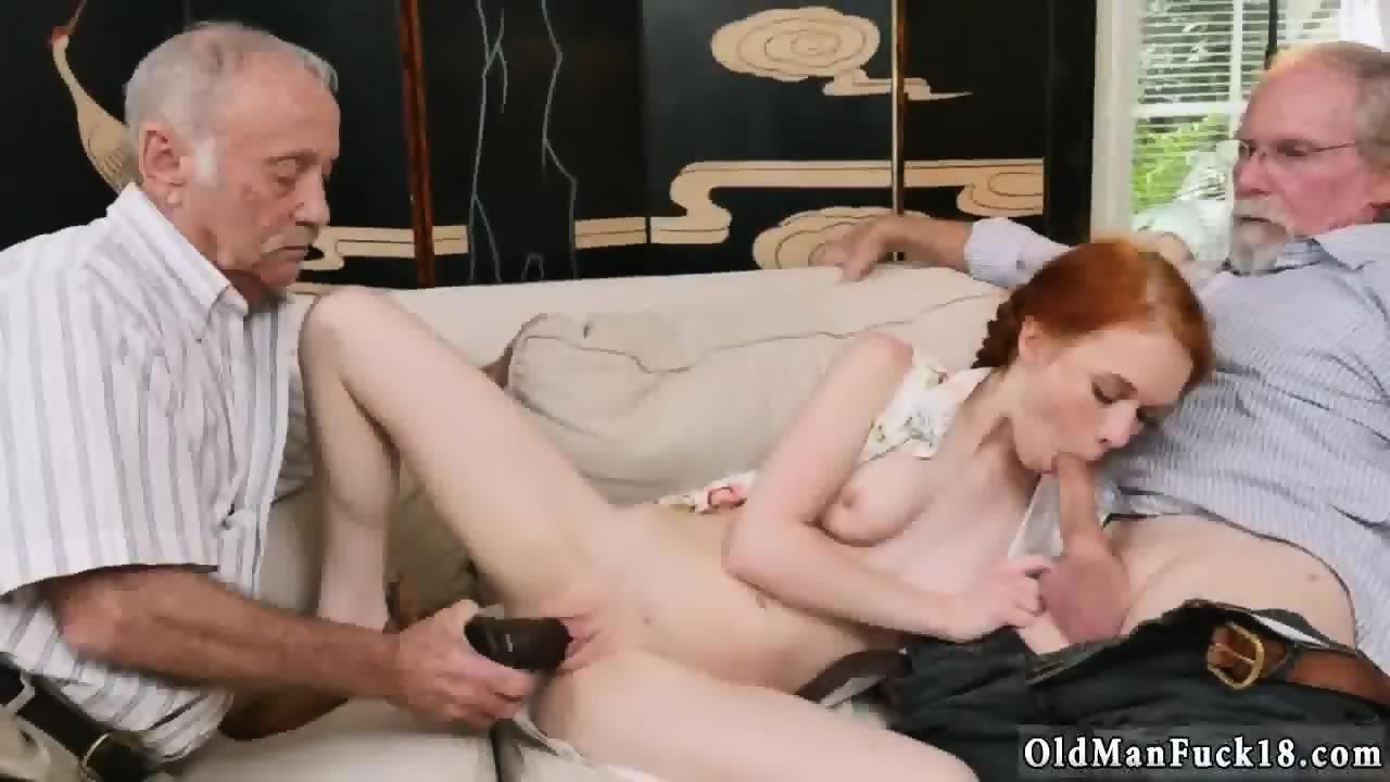 old men beach anal