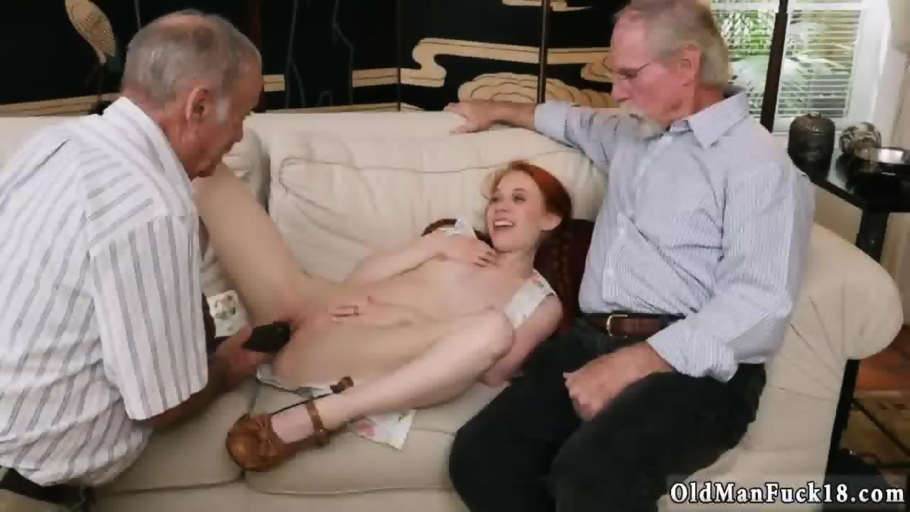 Blonde Black Stockings Blowjob