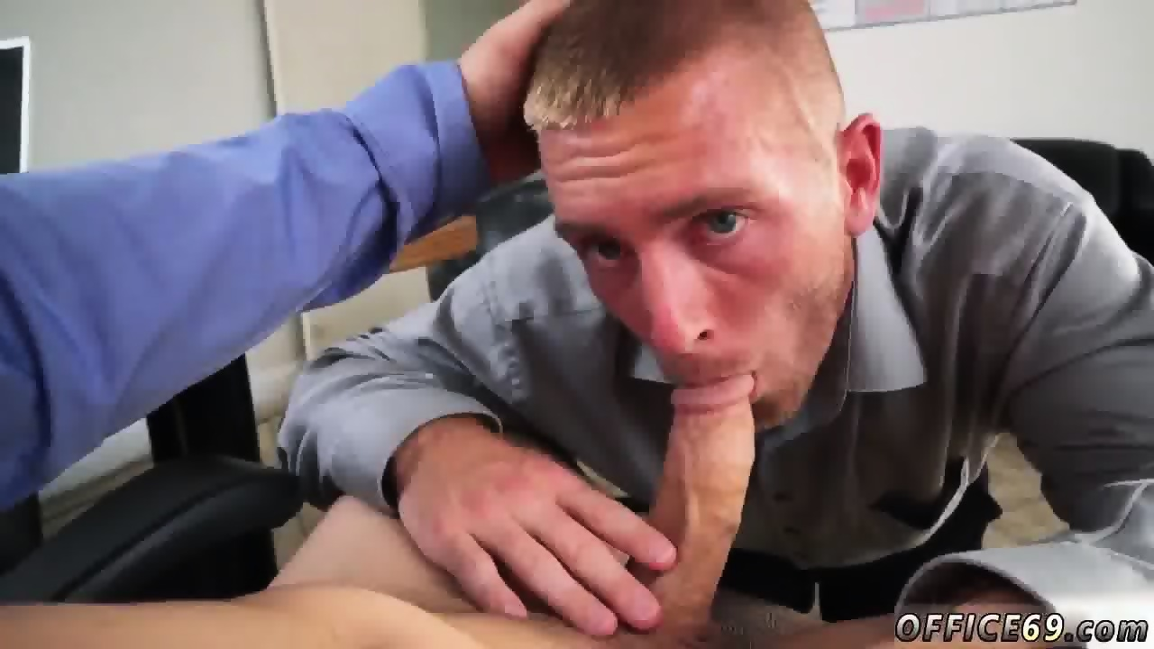 Gay sex with the boss that interfere