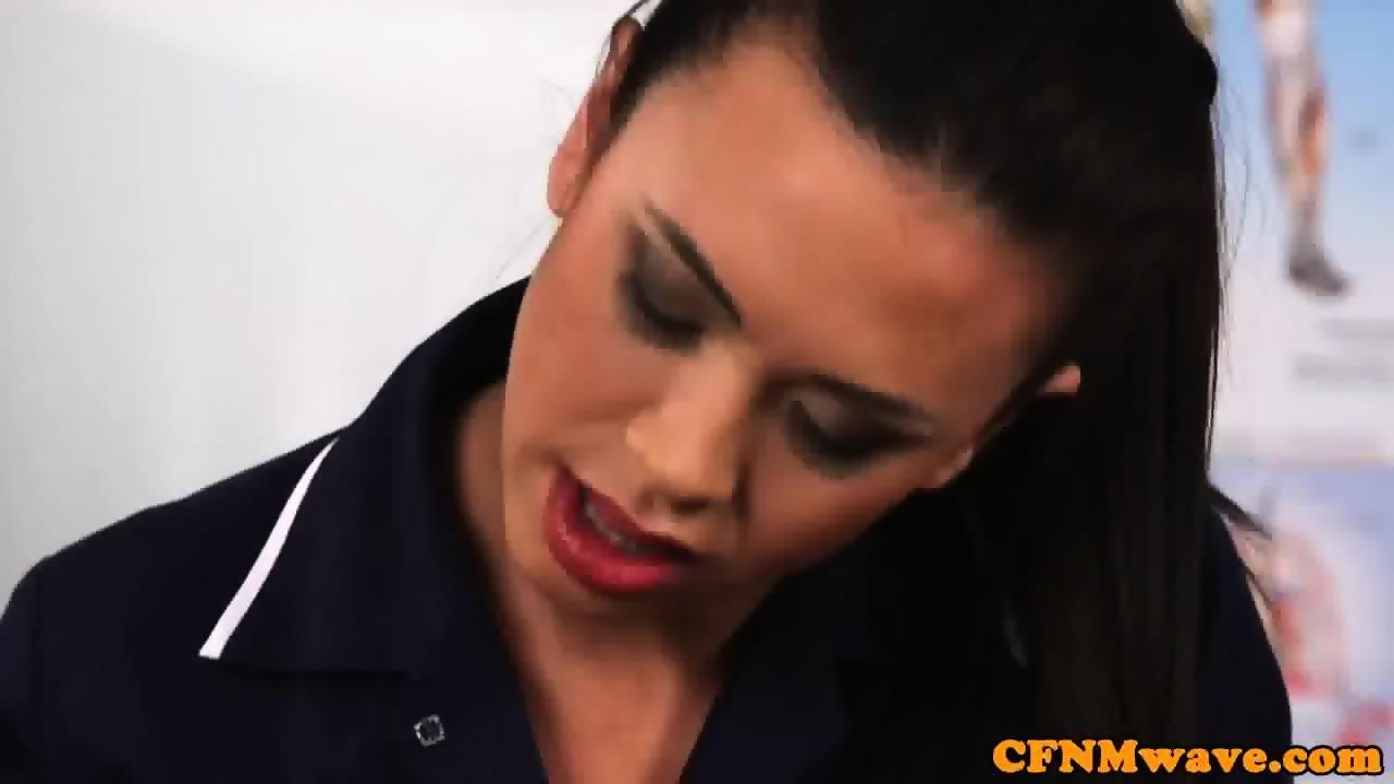 dominant nurses sucking naked patients dick - eporner