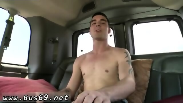 Gay bus blowjob